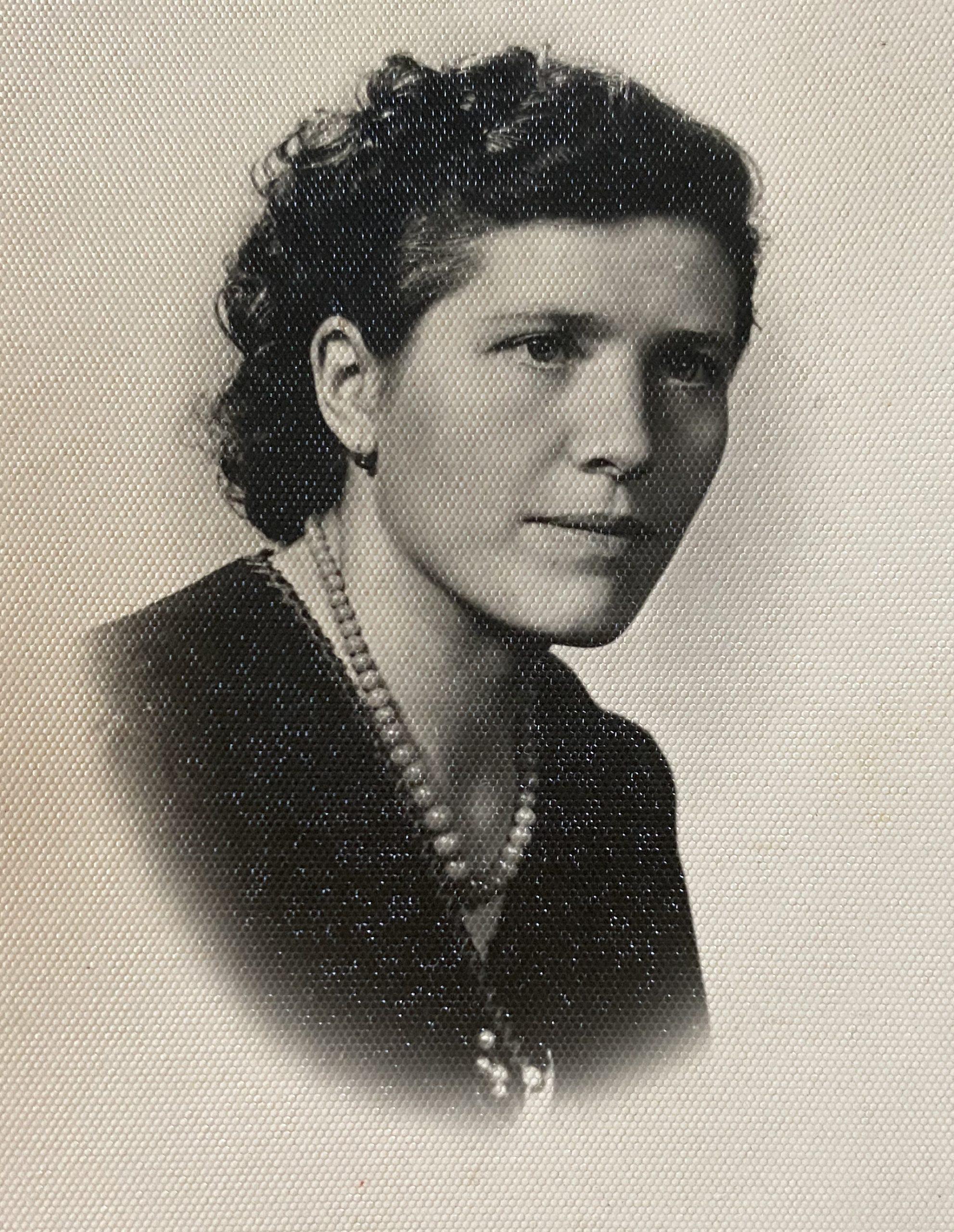 Guilia Vittoria nee Babuin Pancino_1945